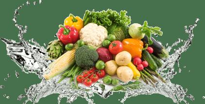 Des légumes mais pas que…